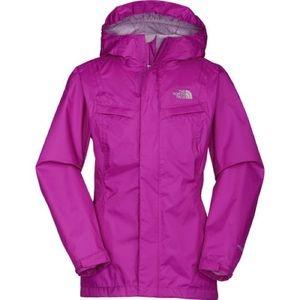 The North Face Clairy Windbreaker Rain Jacket